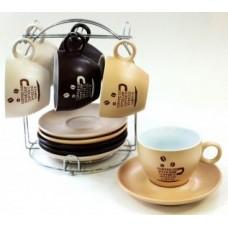 Набор чайный Кофе 12 предметов