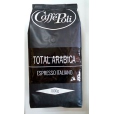 Caffe Poli 100% Arabica, 1 кг