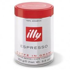 Кофе в зернах ILLY ESPRESSO normal ж/б, 250г