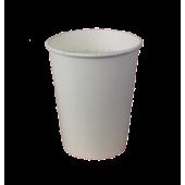 Бумажные стаканчики (белые) 300 мл, 50 шт.