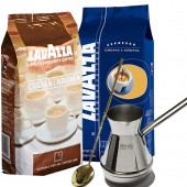"Набор ""Lavazza Crema Aroma"" (в зернах)"