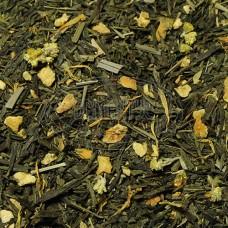 Чай зеленый Тайский лимон ТМ Османтус 100 г