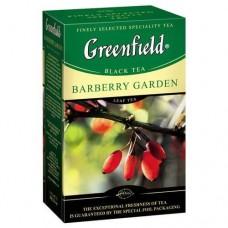 Чай черный Barberry Garden ТМ Greenfield 100 г