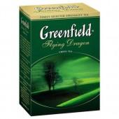 Чай зеленый Flying Dragon ТМ Greenfield 100 г