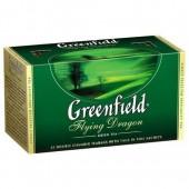 Чай пакетированный Flying Dragon ТМ Greenfield 25 шт.