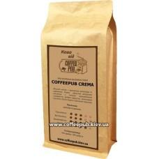 Кофе в зернах CoffeePub Crema, 1 кг