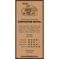 Кофе в зернах CoffeePub Royal, 1 кг