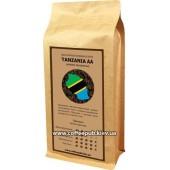 Кофе в зернах CoffeePub Tanzania AA, 1 кг
