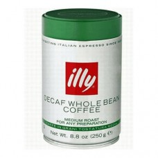 Кофе молотый  ILLY decaff ж/б, 250г