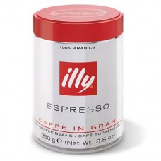 Кофе в зернах ILLY ESPRESSO normal ж/б, 250г