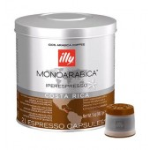 Кофе в капсулах ILLY IPSO MONOARABICA COSTA RICA ж/б, 21*6,7г