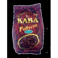 Кофе в зернах Віденська кава Робуста Индия Парчмент АА 500г