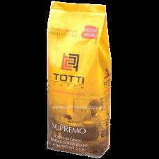 Кофе в зернах TOTTI Caffe Supremo, 1 кг