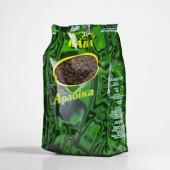 Кофе в зернах Віденська кава Арабика Мексика Марагоджип 500г
