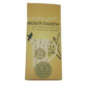 Фильтр пакеты для заваривания (чайник) , 100 шт