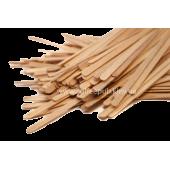 Мешалки деревянные полированные, 140 мм (800 шт.)