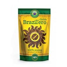 Растворимый кофе Brazil`ero Classic, 140 г