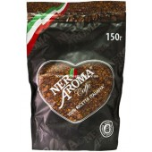 Растворимый кофе Nero Aroma classic, 150 г