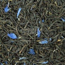 Чай черный Эрл Грей голубой цветок ТМ Османтус 100 г