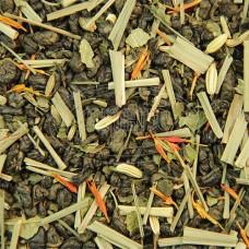 Чай зеленый Дикий запад (ганпаудер с мятой) ТМ Османтус 100 г