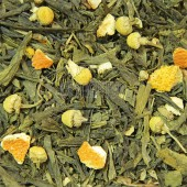 Чай зеленый Японская липа ТМ Османтус 100 г