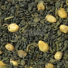 Чай зеленый Саусеп Ганпаудер (Gunpowder) ТМ Османтус 100 г