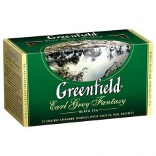 Чай пакетированный Earl Grey Fantasy ТМ Greenfield 25 шт.