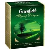 Чай пакетированный Flying Dragon ТМ Greenfield 100 шт.