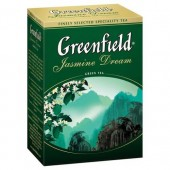 Чай зеленый Jasmin Dream ТМ Greenfield 100 г