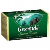 Чай пакетированный Jasmin Dream ТМ Greenfield 25 шт.