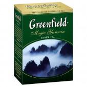 Чай черный Magic Yunnan ТМ Greenfield 100 г