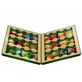 Пакетированный набор ассорти. Набор из 24 сортов чая Greenfield