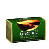 Чай пакетированный Premium Assam ТМ Greenfield 25 шт.