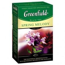 Чай черный Spring Melody ТМ Greenfield 100 г