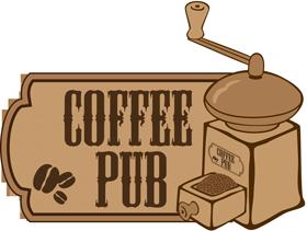Интернет-магазин кофе CoffeePub